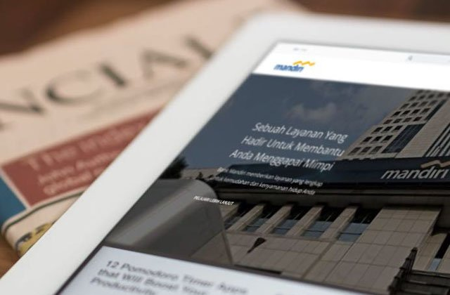 Jenis Kredit dengan Bunga Pinjaman Bank Mandiri Ramah Usaha