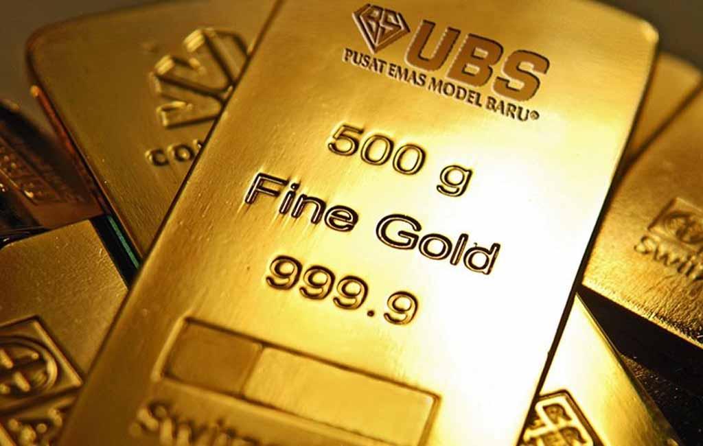 Model Gelang Emas UBS Layak untuk Investasi