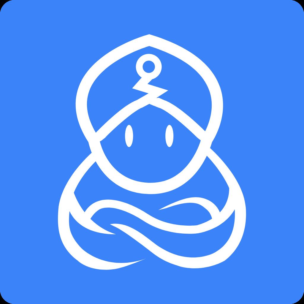 Ajaib Logo for App Store