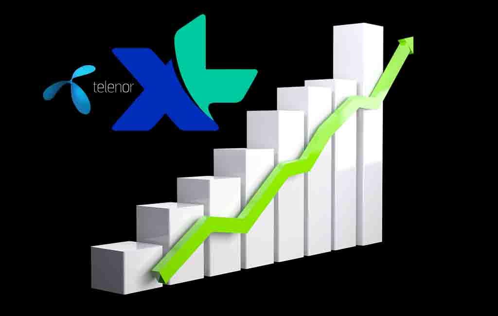 Rencana Merger Axiata – Telenor, Saham EXCL Diborong Investor