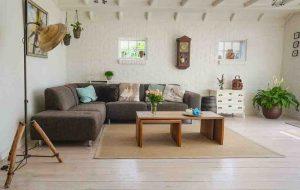 Foto Ruang Keluarga Rumah Sederhana