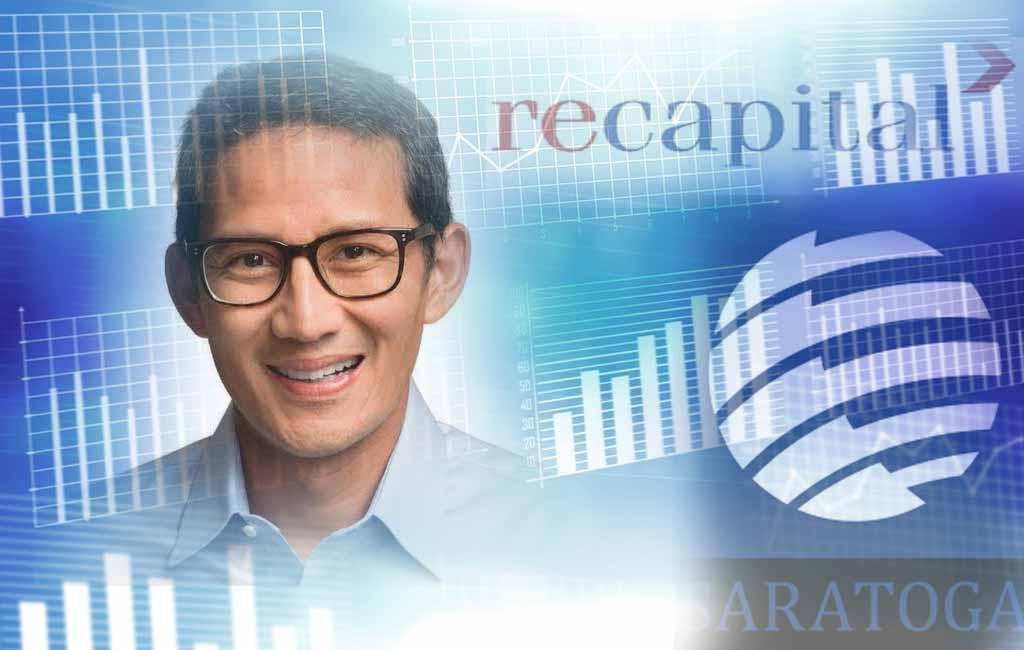 Investasi Saham, Sandiaga Uno Masuk Daftar Orang Terkaya