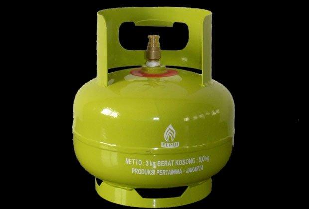 Apakah Kamu Berhak Menggunakan Tabung Gas 3 Kg?