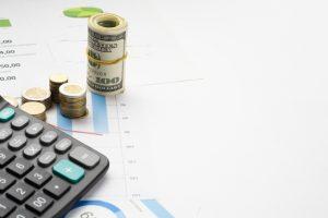 uang dan kalkulator