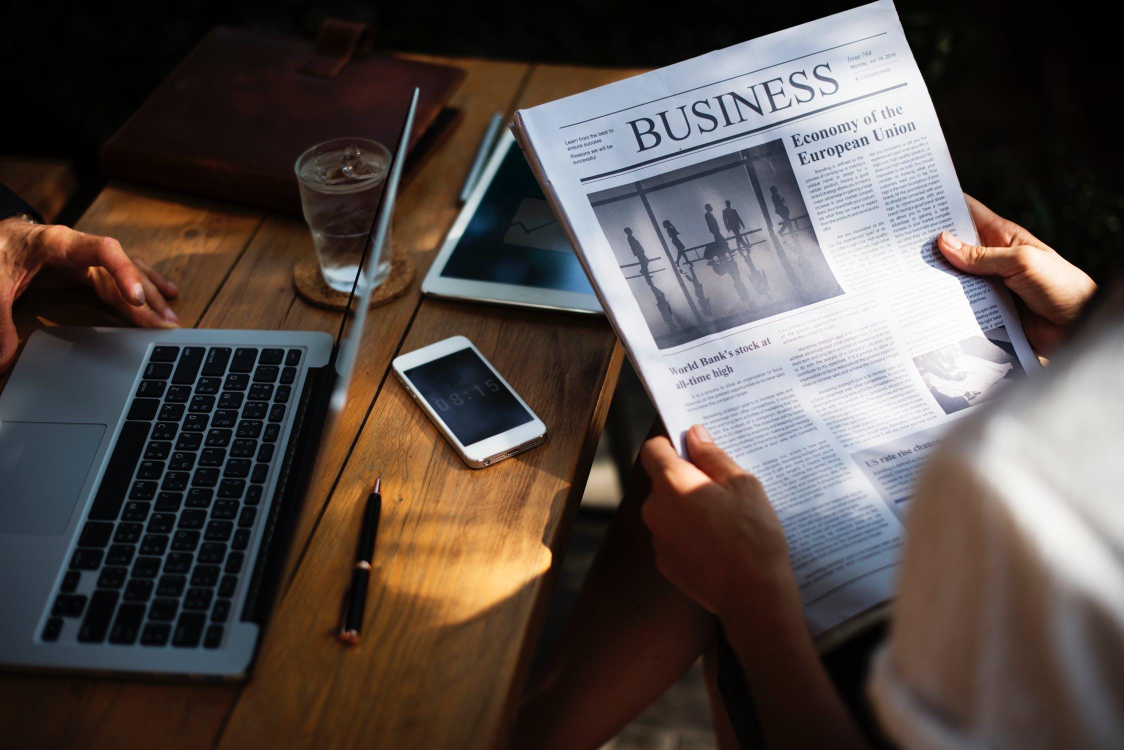 Pentingnya Konsumsi Berita Bisnis untuk Perkembangan di Masa Depan