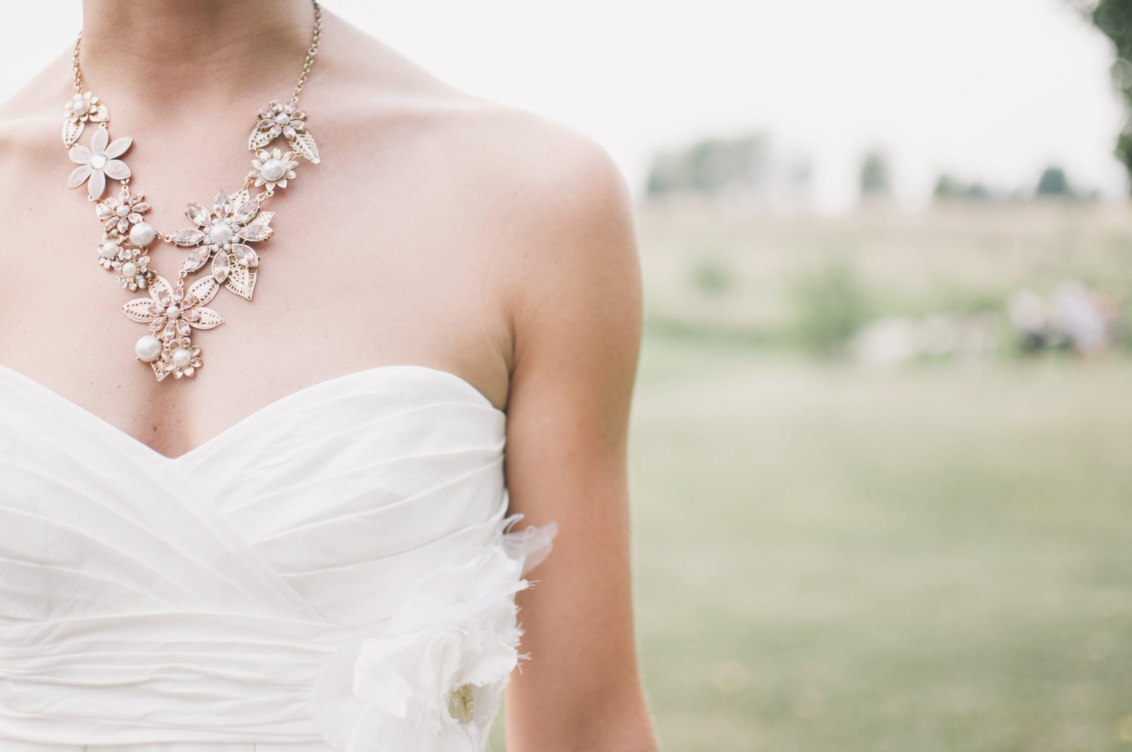 Inspirasi Model Perhiasan Kalung Emas Terbaik dan Terpopuler
