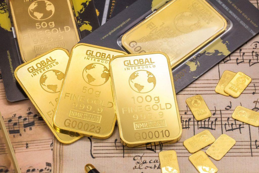 resiko investasi emas