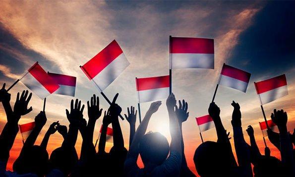 Aplikasi Android untuk Membuat Gambar Kemerdekaan Indonesia