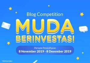 AJAIB Blog Competition: Muda Berinvestasi!