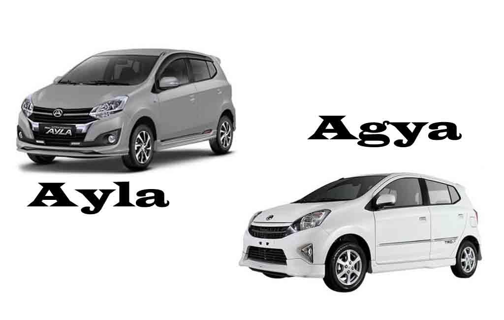 Ayla Vs Agya, Mana Mobil LGCC yang Lebih Unggul?