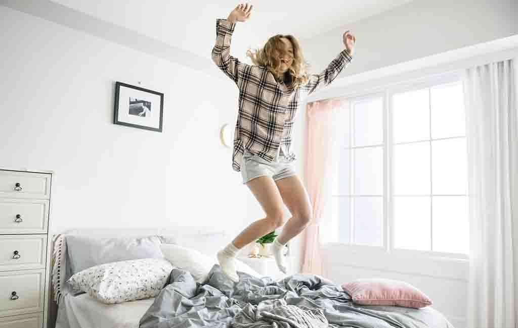 Model Kamar Tidur Berdesain Menarik yang Bisa Kamu Tiru