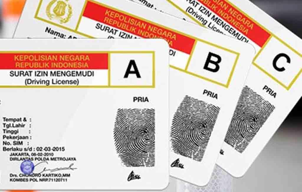 Inilah Syarat, Biaya, dan Cara Bikin SIM Online
