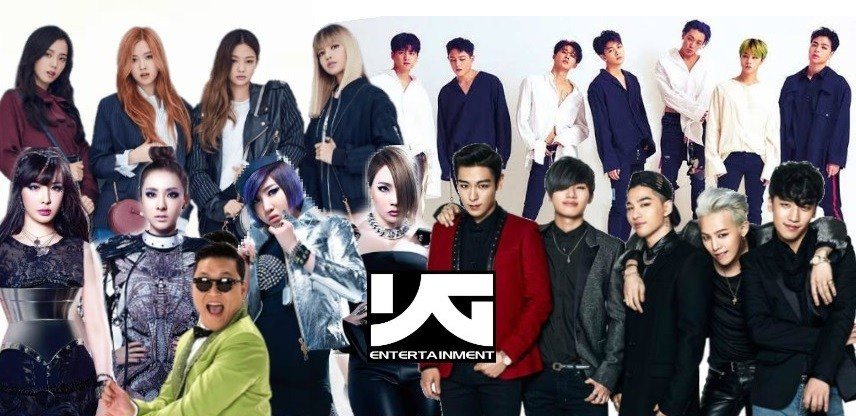 Dilanda Kasus, Saham YG Entertainment Anjlok di Tahun 2019