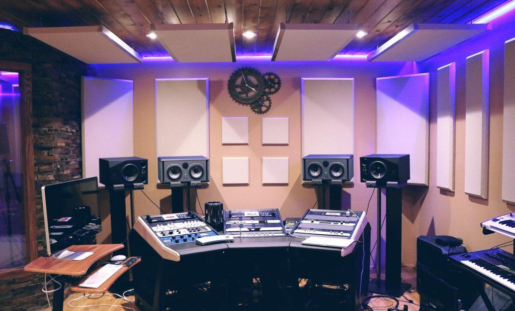 bisnis studio rekaman