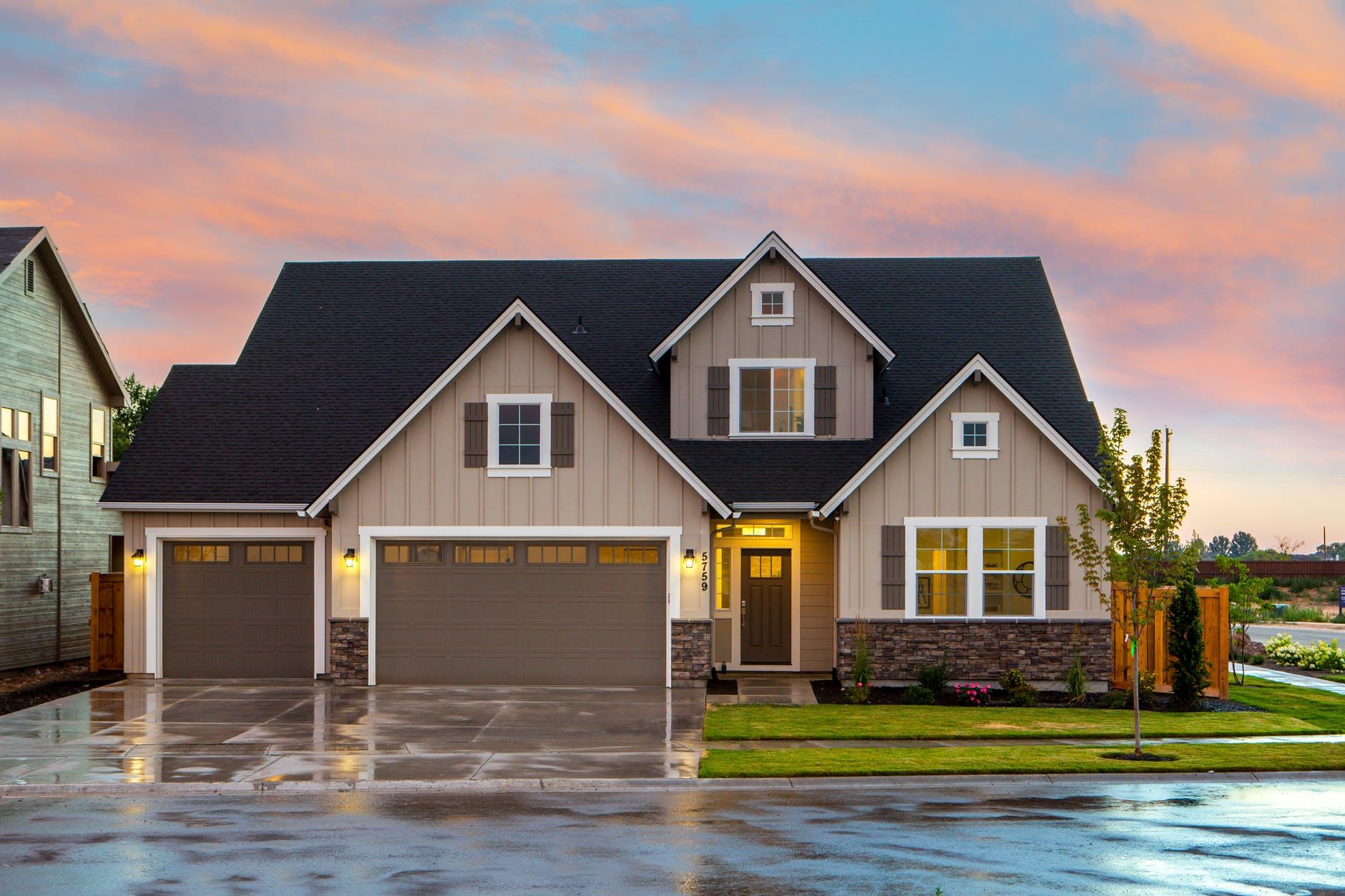 Gambar Rumah Sederhana dan Tips Memiliki Rumah di Usia Muda