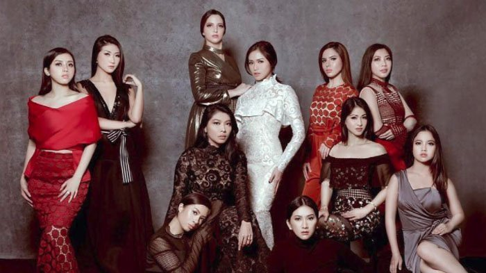 Girl Squad Indonesia Selain Geng Nia Ramadhani yang Hits!
