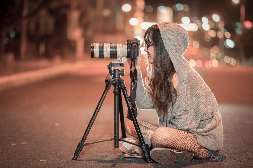 kamera rekomendasi untuk vlogger
