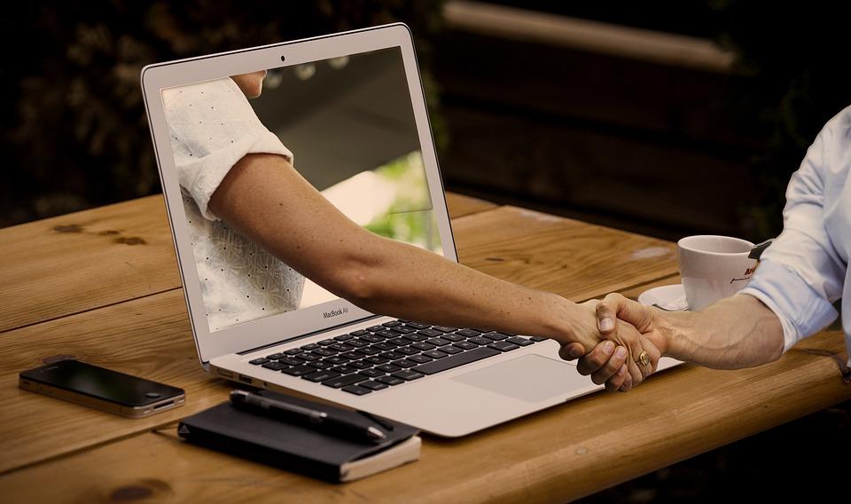 langkah mudah jualan online