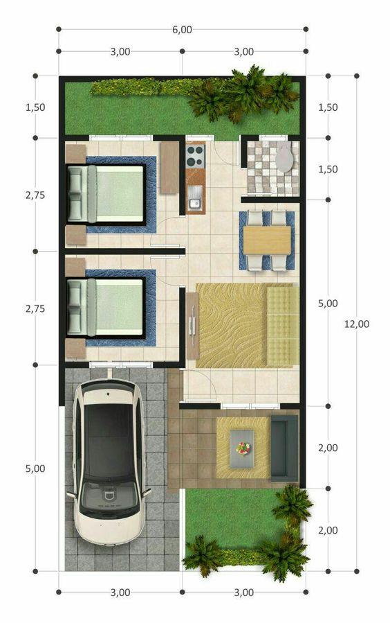 5 Contoh Rumah Minimalis Terbaru Nyaman Dan Modern Ajaib