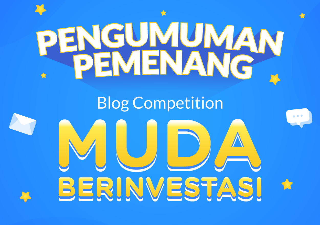 """Pemenang AJAIB Blog Competition """"Muda Berinvestasi"""""""