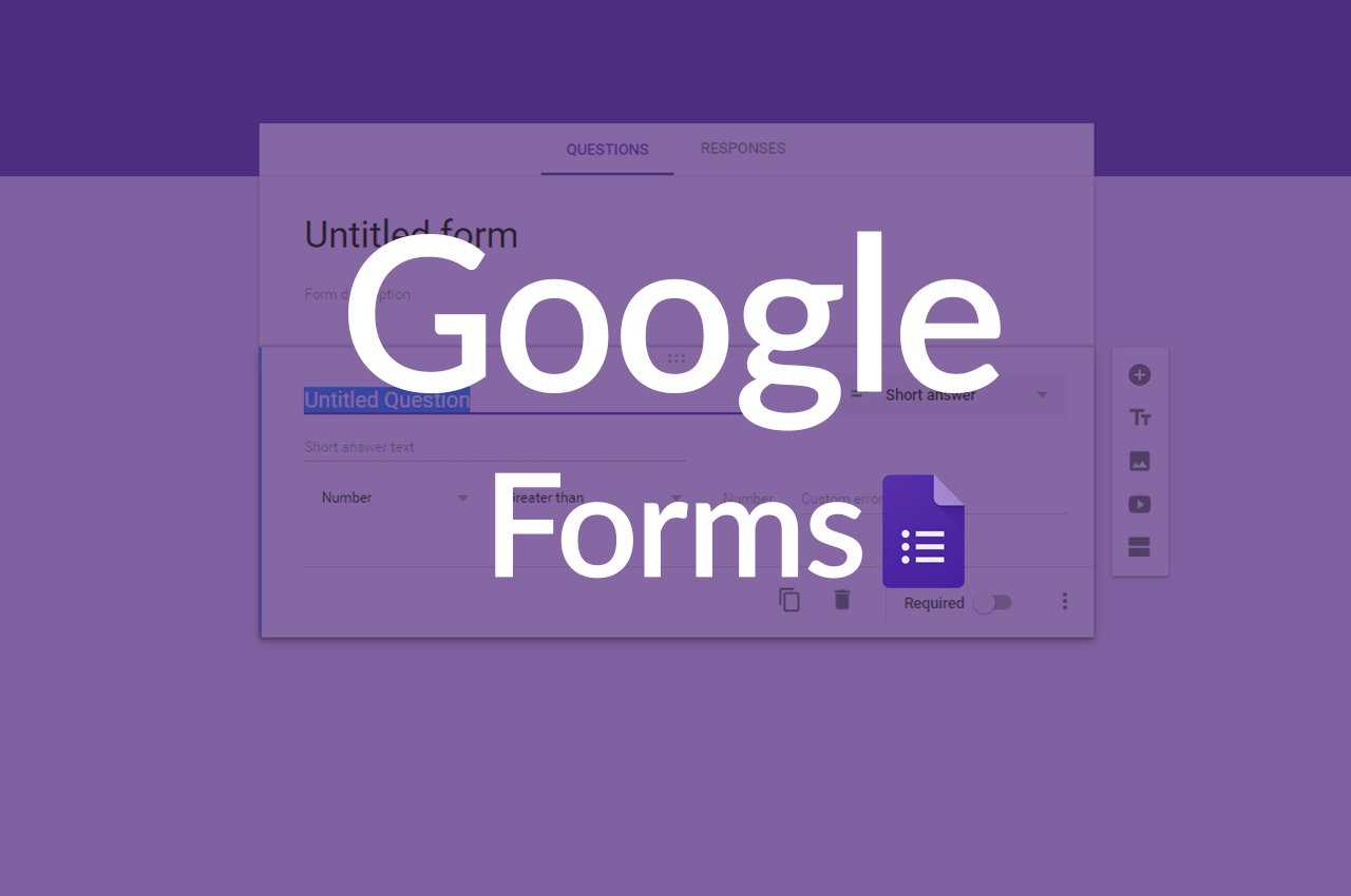 Cara Membuat Google Form Paling Mudah, Hanya 5 Menit Lho!