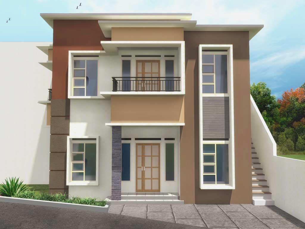 Desain Rumah 2 Lantai Impian Para Milenial