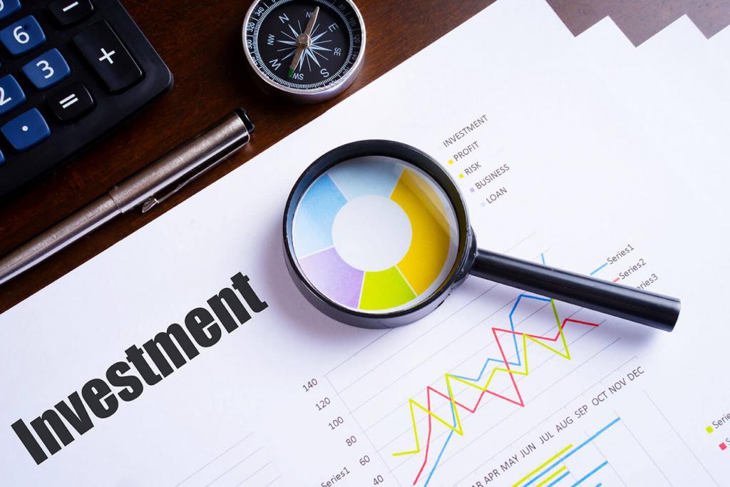 karakteristik instrumen investasi