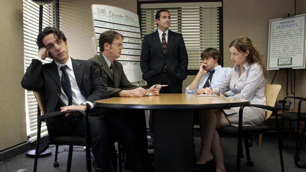 konflik di kantor