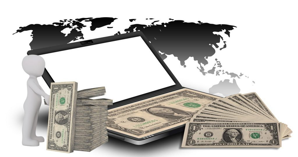 mendapatkan uang di internet
