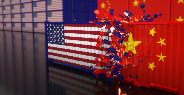 perang dagang china amerika