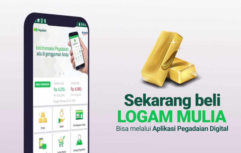 Pengalaman Investasi Emas Mudah dengan Platform Digital