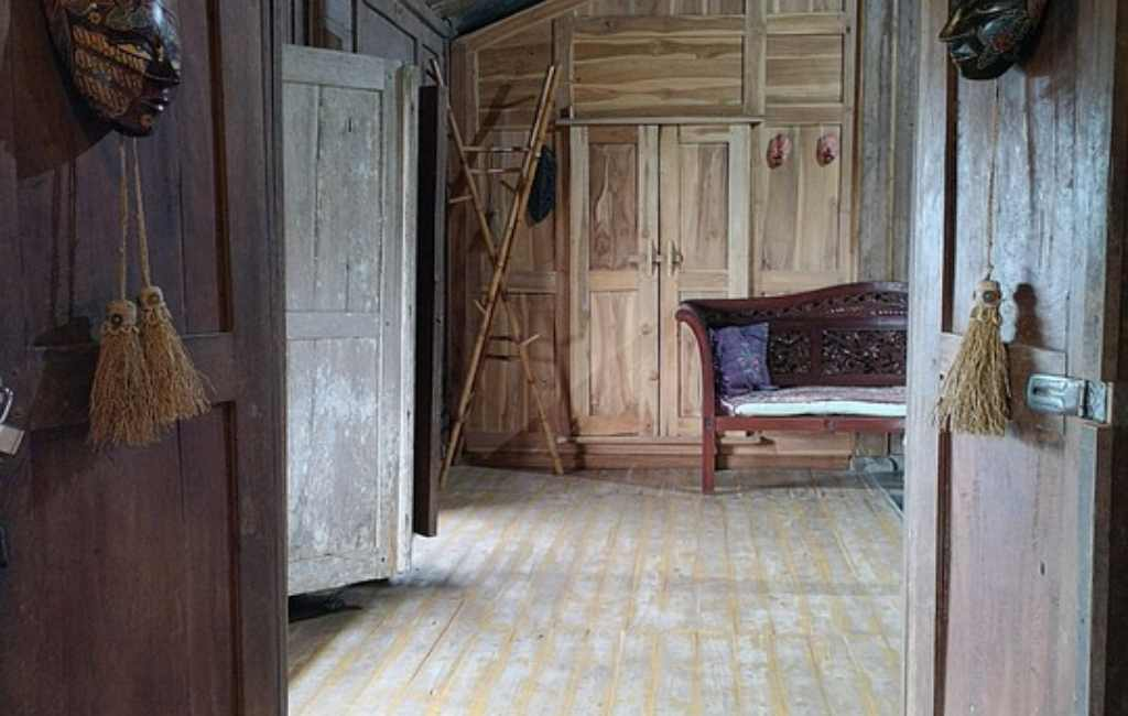 Rumah Adat Jawa, Peninggalan Luhur Nenek Moyang