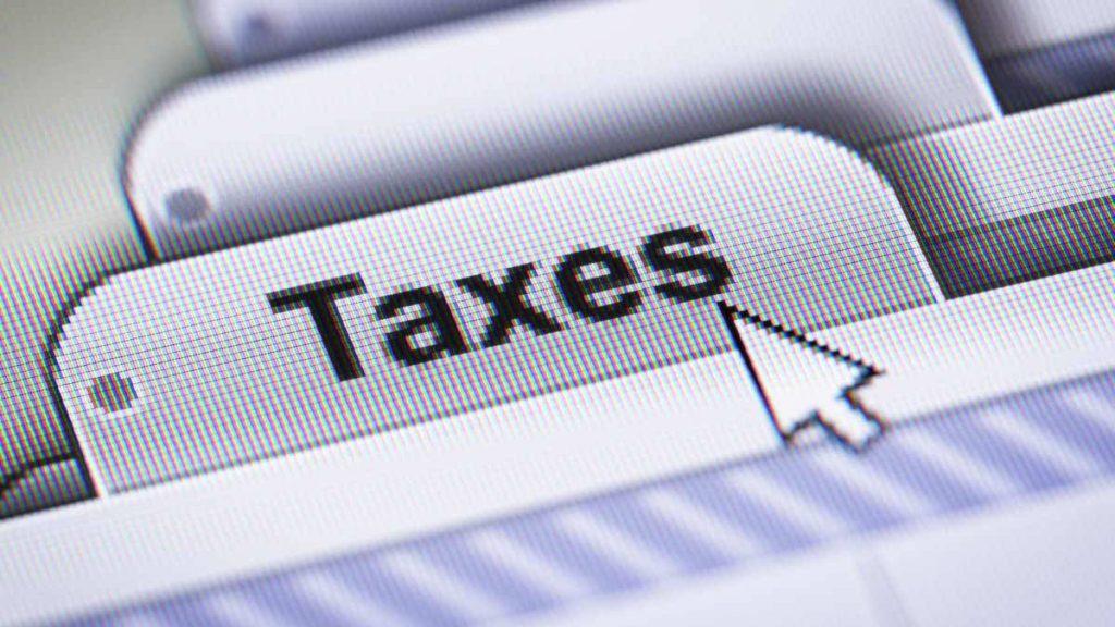 ciri-ciri pajak