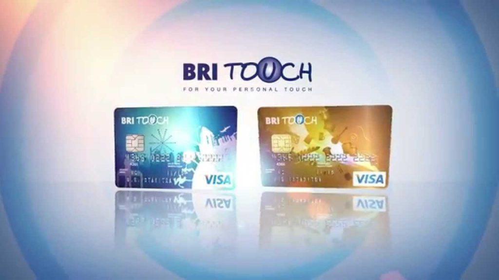 jenis kartu kredit bri