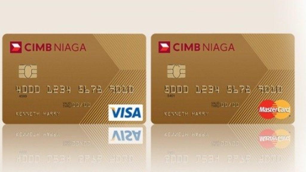 jenis kartu kredit cimb