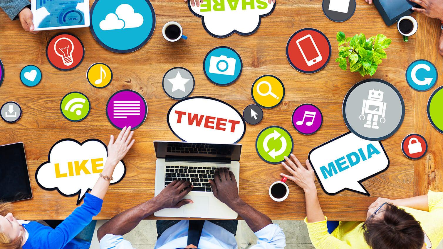 social media buzzer