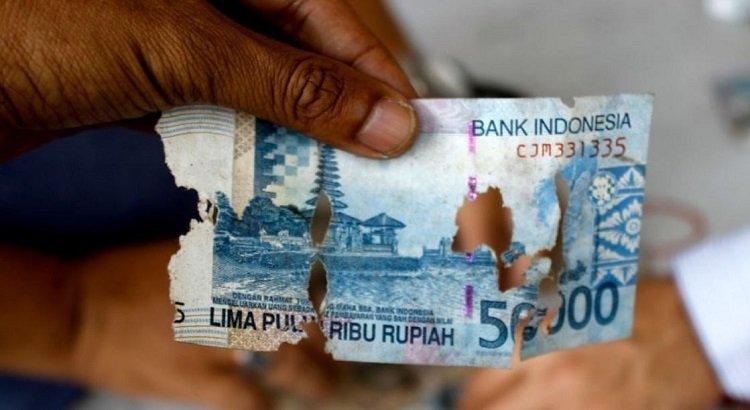 Catat! Syarat dan Cara Tukar Uang Rusak di Bank Indonesia