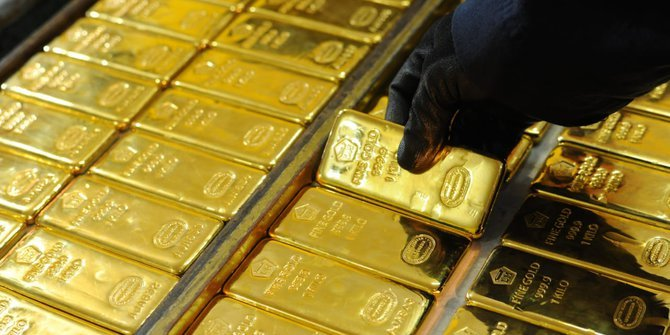 emas antam adalah