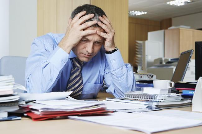 ciri-ciri stres kerja