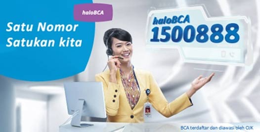 Halo BCA, Satu Nomor untuk Atasi Berbagai Masalah Perbankan