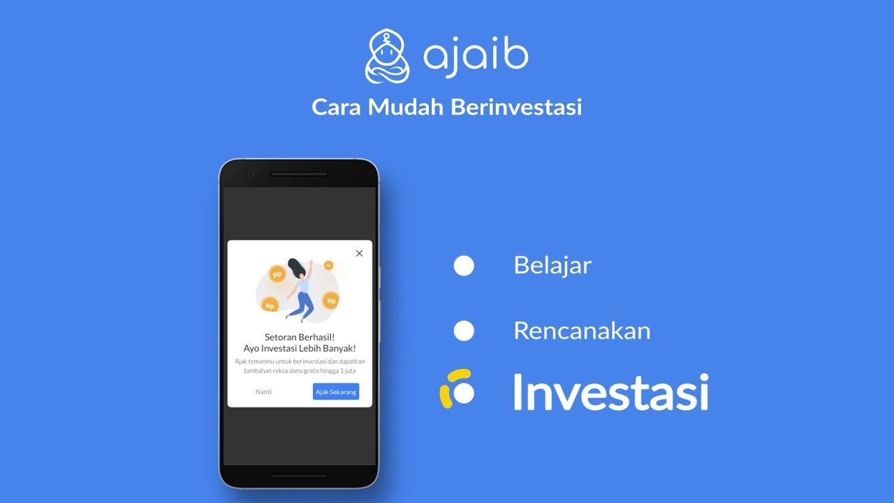 Mau Memulai Investasi Reksa Dana Online? Ini Cara Mudahnya