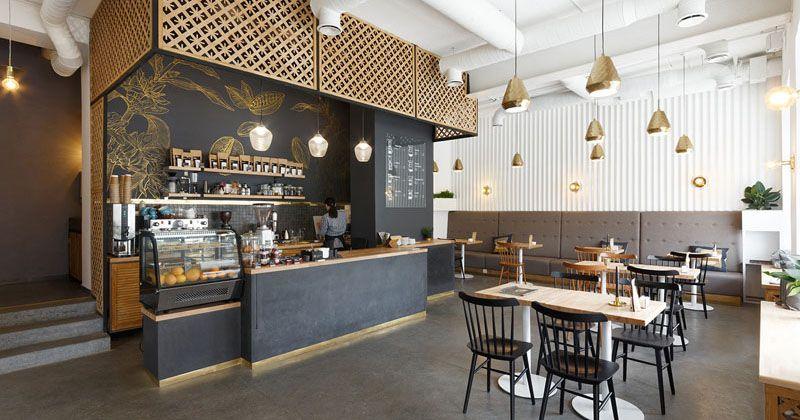 Eksisnya Konsep Modern Coffee Shop dalam Bisnis di Indonesia