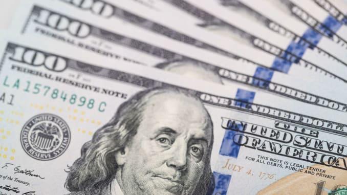 mata uang amerika