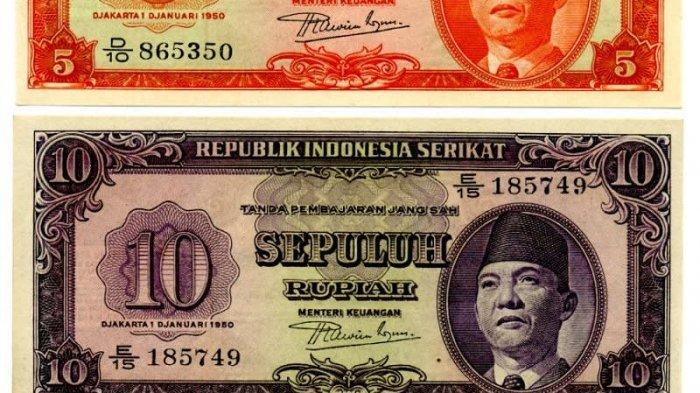 ORI ke Rupiah: Inilah Mata Uang yang Pernah Ada di Indonesia
