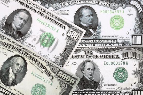 investasi uang dolar