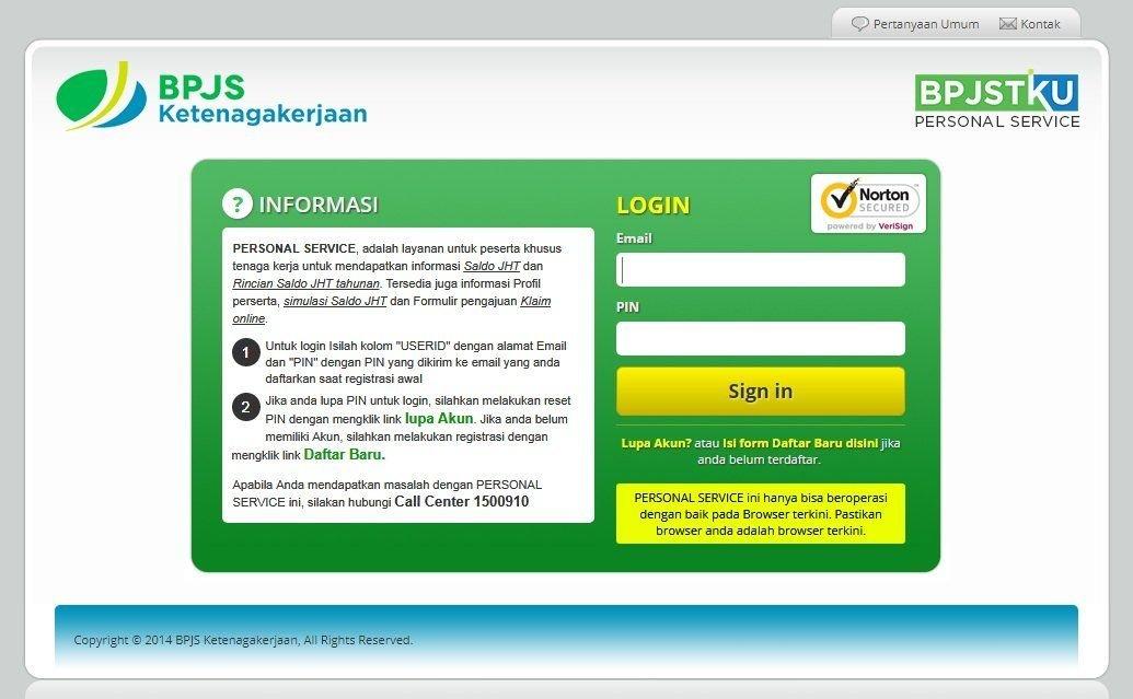 Website BPJS Ketenagakerjaan: Cara Mendaftar dan Klaim
