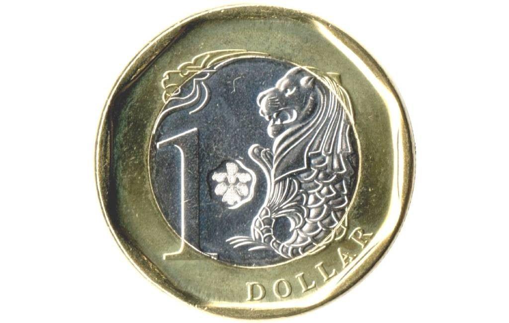 1 Dolar Singapura