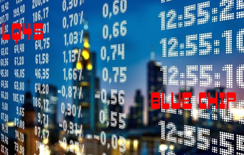 List Saham Blue Chip
