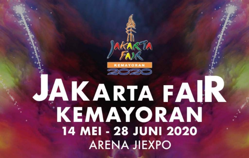 Tiket Masuk PRJ