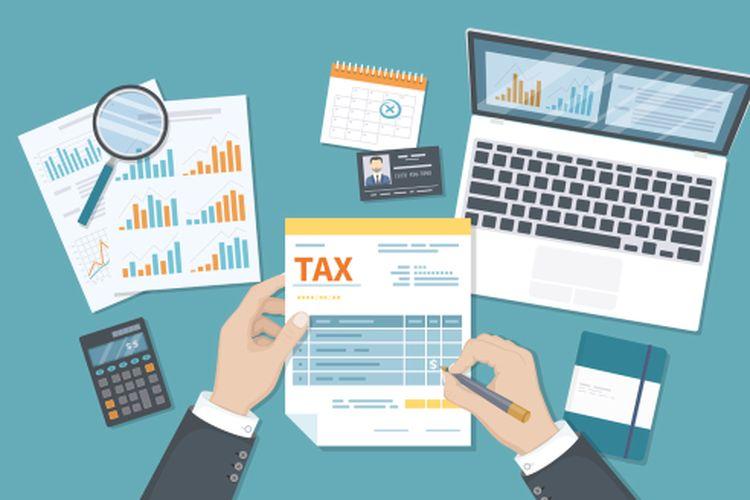 cara menghitung pajak penghasilan